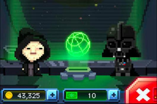 Aussie rebels steal secret plans for Star Wars: Tiny Death Star