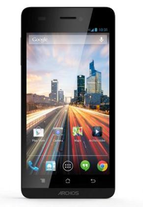 Archos debuting two 4G smartphones at CES, priced at $200 and $250