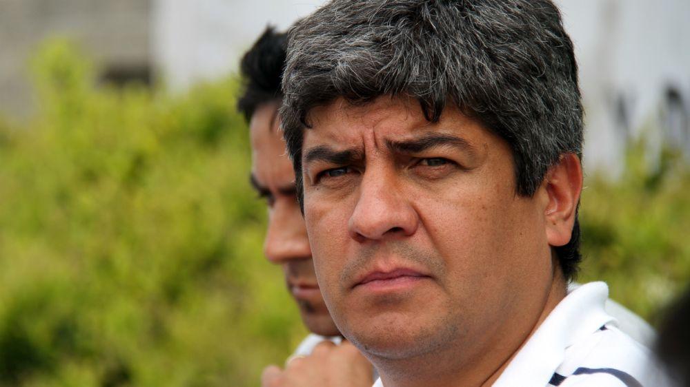 """Pablo Moyano: """"Entre hoy y mañana se le rescindirá el contrato a Bauza"""""""