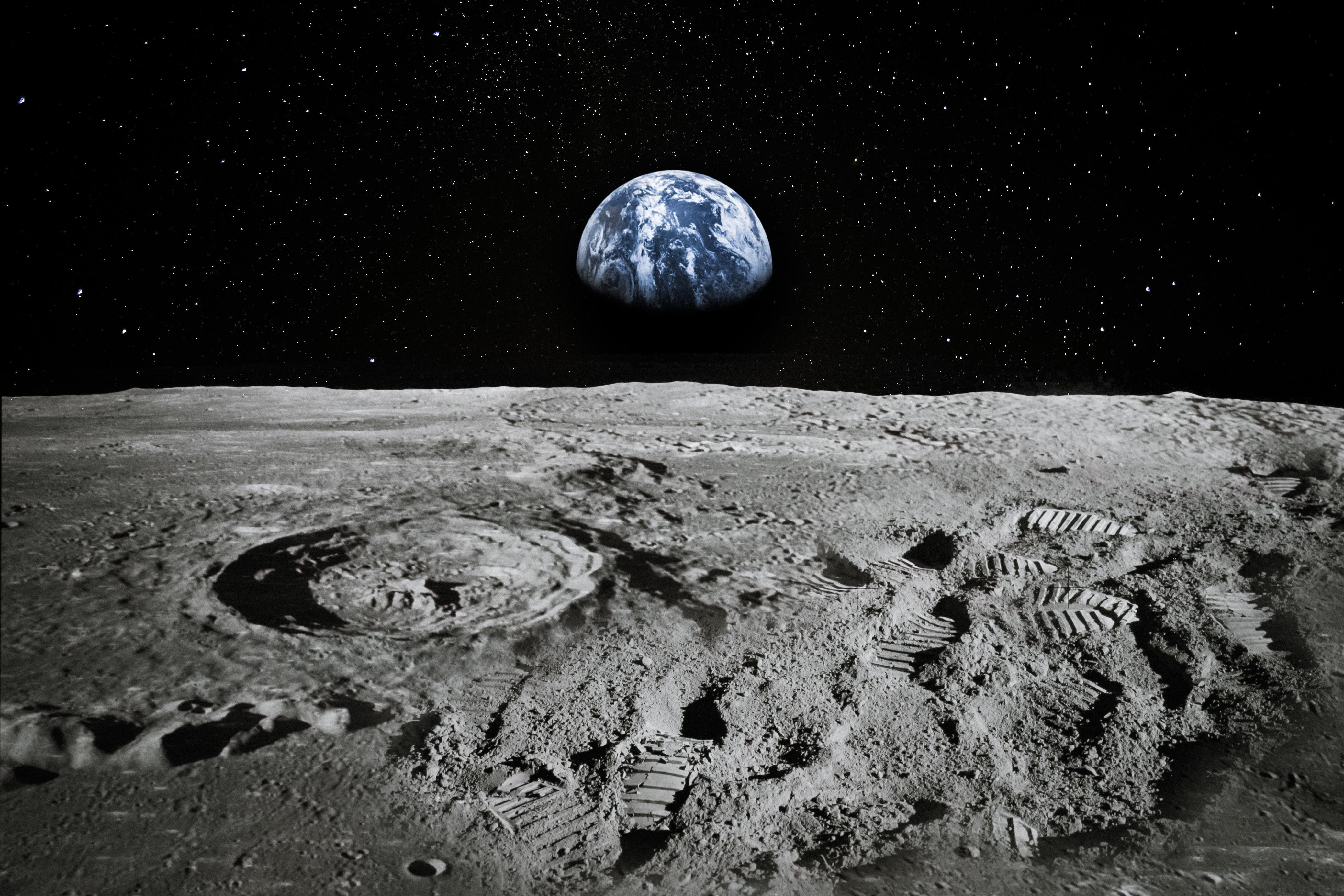 NASA will pay private companies to collect Moon dirt samples – Yahoo Finance Australia