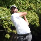Golf: Under-pressure Ogilvy fires up late to make Greensboro cut