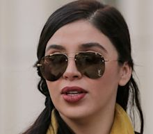 A judge ordered El Chapo's wife to be jailed after her first court appearance on drug trafficking charges