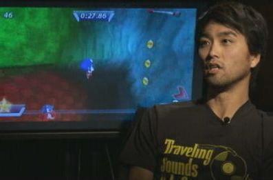 Yosuke talks more Sonic Rivals