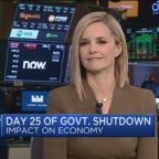 Government shutdown disproportionately bad for Trump, say...