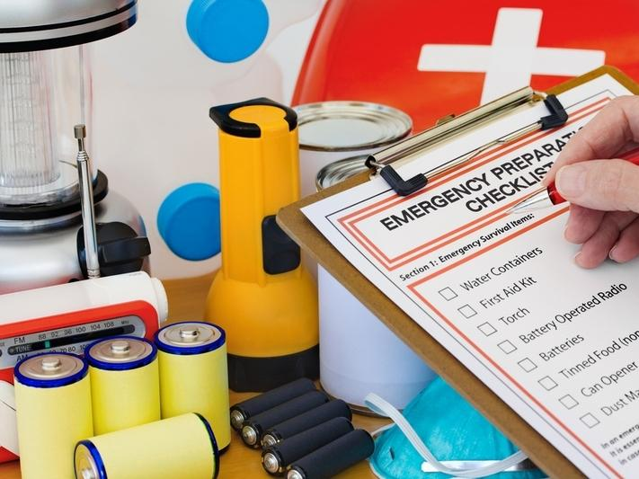 September is designated as National Preparedness Month by the Federal Emergency Management Agency (FEMA).