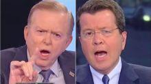 Lou Dobbs Wigs Out After Fellow Fox Host Neil Cavuto Slams Trump On Debt