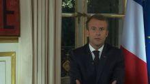 Les secrets du «clair-obscur» de l'allocution d'Emmanuel Macron