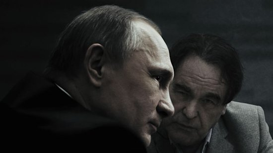 Image result for putin and oliver stone watch dr strangelove