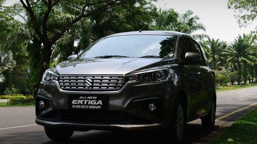 Maruti launches refreshed version of Ertiga