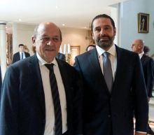 Hariri Paris trip is 'start of solution': Lebanon president