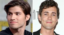 British actors Cameron Cuffe and Jonah Hauer-King testing for Prince Eric in The Little Mermaid