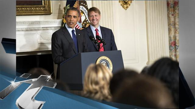 Senate Breaking News: Obama Commends Richard Cordray Confirmation, Work Of Consumer Financial Protection Bureau