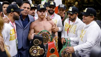 Canelo dreaming big with Kovalev fight