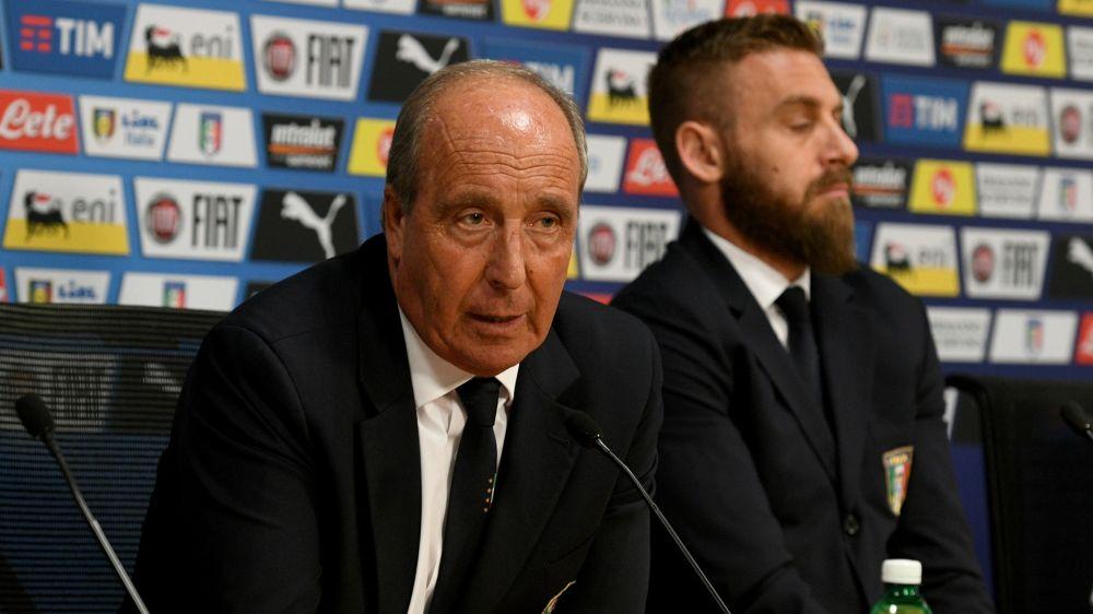 """Italia, Ventura chiude il caso Barzagli: """"Oriali l'ha chiamato, è tutto chiarito"""""""