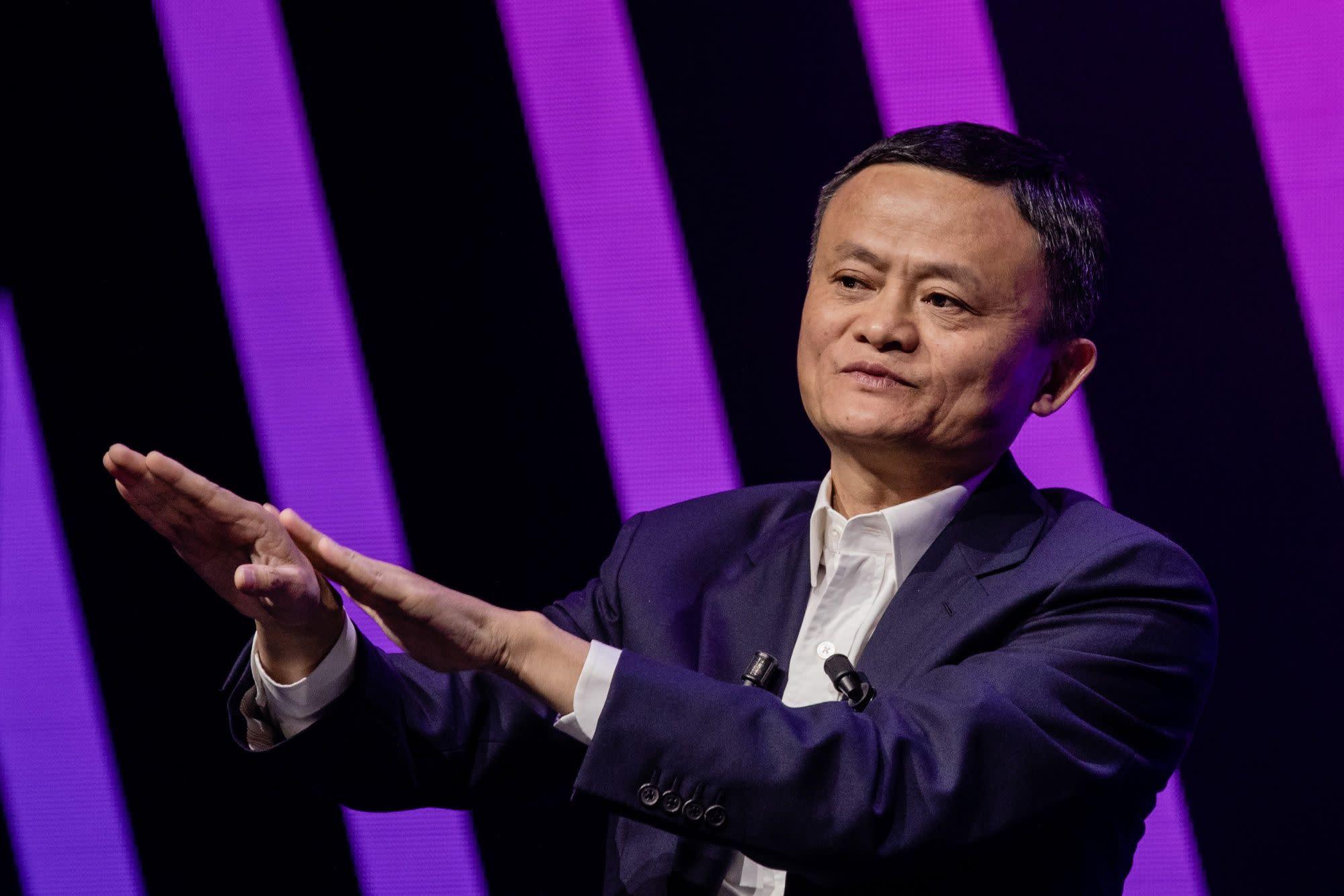 Alibaba's $38 Billion Bond Sale Shows Jack Ma Fans Still Believe - Yahoo Finance