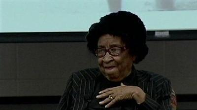 Civil Rights Leader Clara Luper Dies