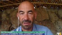 """Covid, Bassetti: """"Stiamo esagerando con allarmismi"""""""
