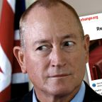 One million people sign petition calling for Fraser Anning to leave parliament