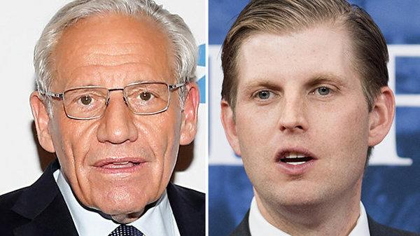 Bob Woodward Fires Back At Eric Trump Over 'Anti-Semitic' 'Shekels' Slur