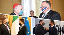 """Mike Pompeo a Repubblica: """"Italia e Vaticano con noi contro la Cina"""""""