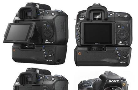Sony working on an A200-ish DSLR with flip-out LCD?