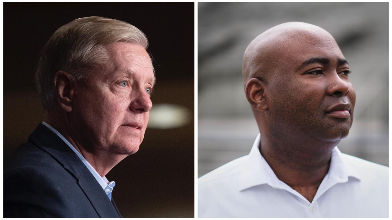 7 key takeaways from the Lindsey Graham, Jaime Harrison debate