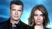 'Whiskey Cavalier': Scott Foley and Lauren Cohan Share First Look at Sexy Spy Series (Exclusive)