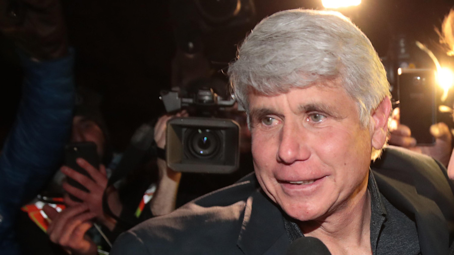 Blagojevich, out of prison, says he's a 'Trump-ocrat'
