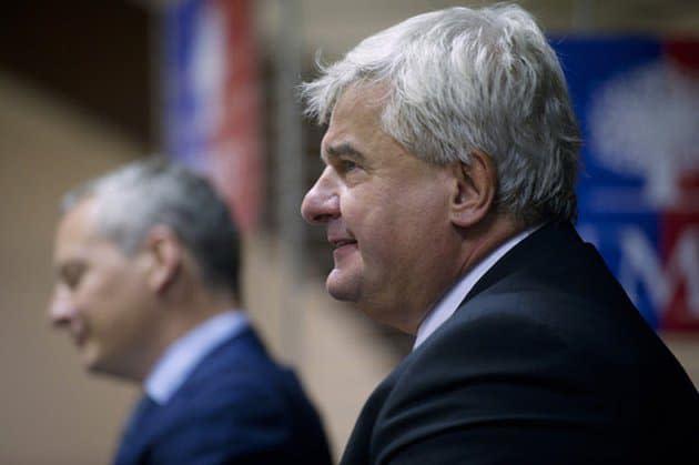 L'ancien ministre Éric Raoult est mort