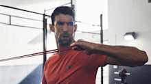 Iconic swimmer Michael Phelps on Under Armour, mental health and the Ravens' playoff loss