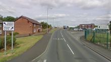 Boy, 14, dies after crashing stolen car in police chase