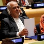 Iran's Zarif says U.S. travel curbs on Iranian diplomats 'inhuman'