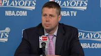 Grizzlies Discuss Game 1 Loss