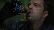 Bucky Barnes drinks Tiger beer in episode 1 of The Falcon And The Winter Soldier