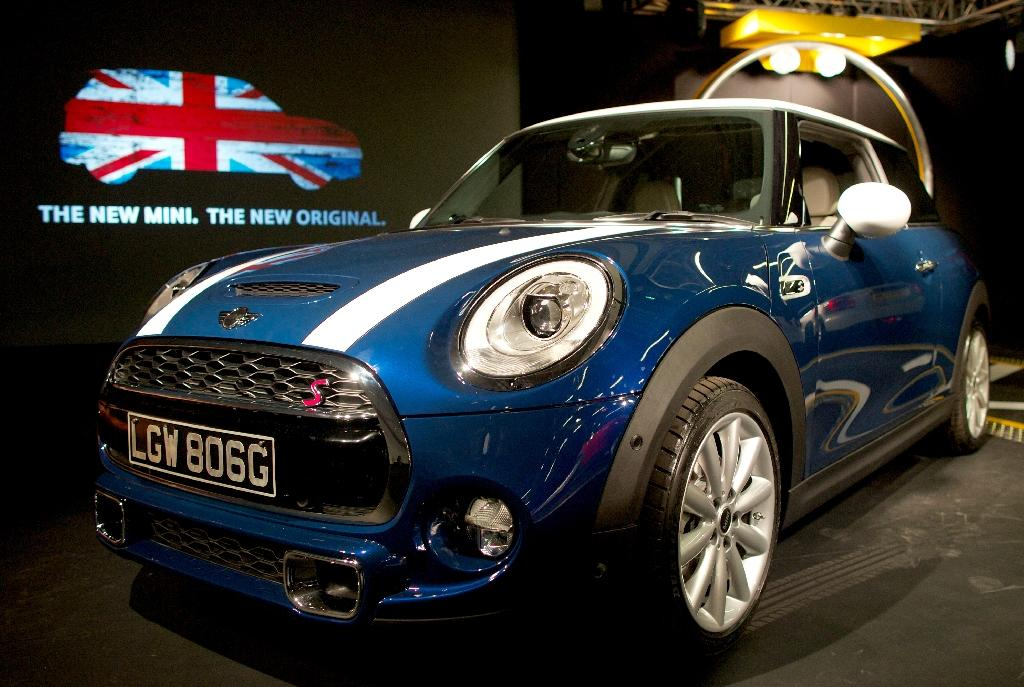 Mini-owner BMW hinted production of the vehicle in Britain could be at risk from Brexit