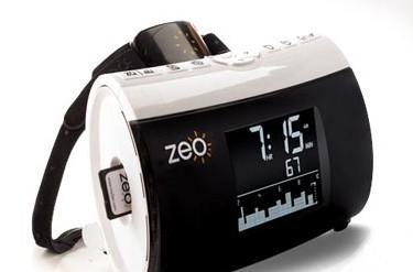 Zeo's Personal Sleep Coach makes money from your insomnia
