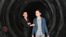 'Stranger Things' stars Millie Bobby Brown and Noah Schnapp team up for Drake's 'In My Feelings' challenge