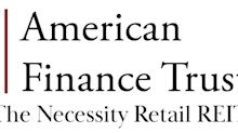 American Finance Trust Announces Release Date For First Quarter 2020 Results