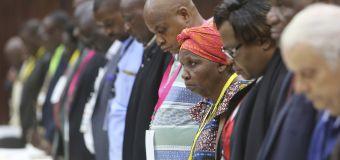 Zimbabwe's ruling party ends Mugabe regime