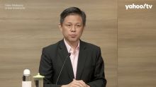Growth in past 2 to 3 years to be negated in 2020, not returning to pre-COVID-19 world: Chan Chun Sing