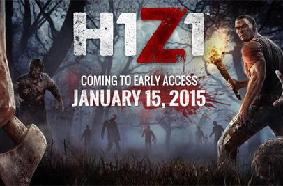 H1Z1 is now available, here's a trailer