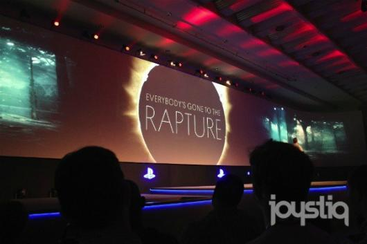 Everybody's Gone to the Rapture on PS4 [Update: trailer, screens]