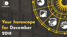 Your Monthly Horoscope for December 2018