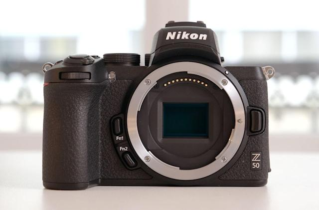 Nikon Z50 review: A great handling camera with a mediocre sensor