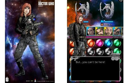 Doctor Who: Legacy War Doctor levels, unlock Cinder early