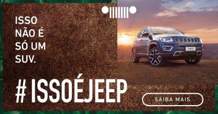 Compass não é só um SUV. É um Jeep.