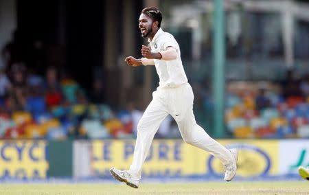 Cricket - Sri Lanka v India - Second Test Match