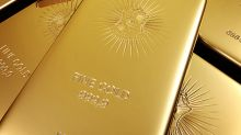 Gold Edges Up As Spike in Chinese Yuan Pressures US Greenback