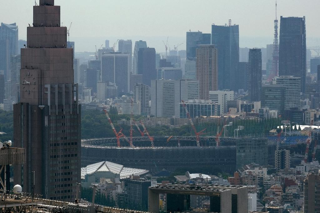 Tokyo 2020 budget is under pressure from two directions