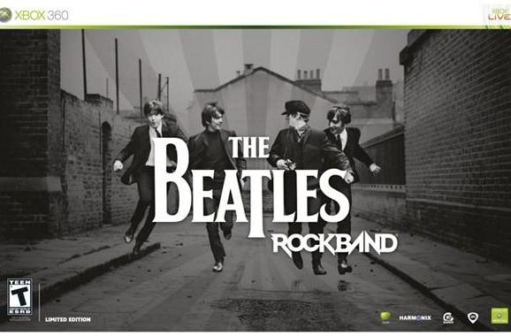 The Beatles: Rock Band limited edition bundle priced, detailed